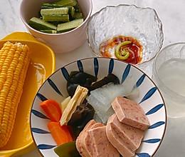 #一周减脂不重样#轻食简餐的做法