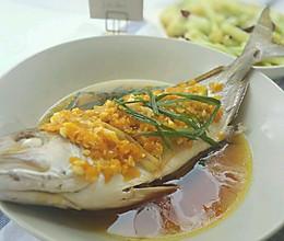 剁椒蒸鱼的做法