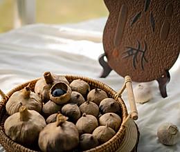 #小熊黑蒜机食谱#制作黑蒜的做法
