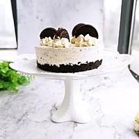 奥利奥冻芝士蛋糕#爽口凉菜,开胃一夏!#的做法图解18