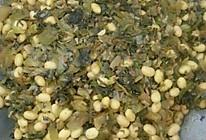 黄豆肉沫炒酸菜的做法