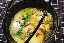 酸菜乌鱼锅的做法