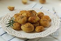 ~风味烤土豆~小土豆的别样吃法的做法