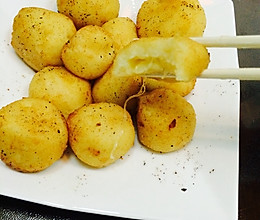 芝士土豆饼的做法