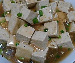 耗油豆腐的做法