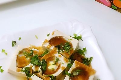 鹌鹑蛋酿豆腐#洁柔食刻,纸为爱下厨#