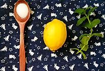砂糖薄荷柠檬渍的做法