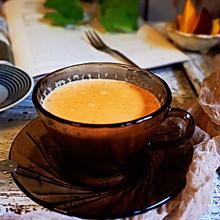 #520,美食撩动TA的心!#正宗港式丝袜奶茶