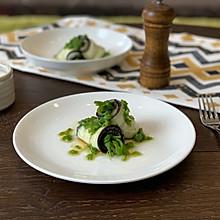 #一道菜表白豆果美食#小白一学就会的青椒茄子卷