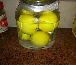 咸柠檬的做法