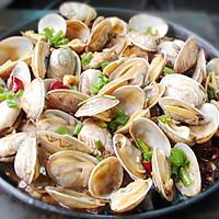 酱汁花蛤--简单易做味道好的做法图解6