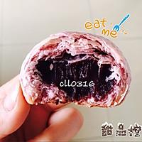 紫薯 抹茶 原味(豆沙酥)玉米油版的做法图解21
