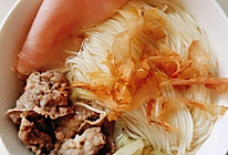 日式汤面的做法