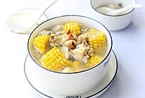 玉米炖鸡的做法