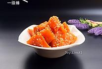 记忆中的味道:糖浸红薯的做法