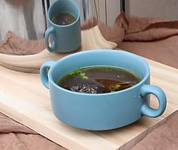 #快手又营养,我家的冬日必备菜品#香菇鸡汤的做法