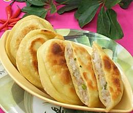 黄金糯米煎饼的做法
