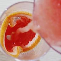 红柚柠檬饮的做法图解4