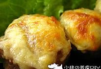 芝士酱肉焗蘑菇的做法