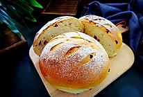 #糖小朵甜蜜控糖秘籍# 不用鸡蛋不用水,这面包低糖低油真好吃的做法