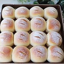#我要上首焦#一次发酵,松软细腻的牛奶小餐包
