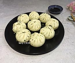冬菇素菜生煎包的做法