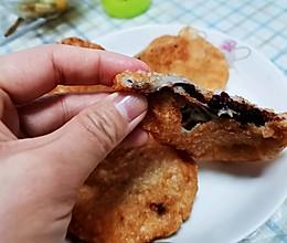 超好吃的油炸糕(糯米豆沙)的做法