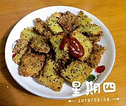 米饭锅巴的做法
