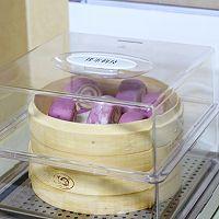 紫薯双色馒头的做法图解12