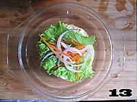 鸡腿汉堡的做法图解13
