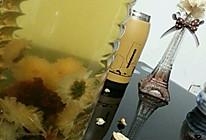 润肺止咳茶的做法