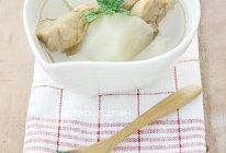 白萝卜猪肺汤的做法