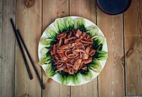 #令人羡慕的圣诞大餐#小白菜炒土鱿的做法