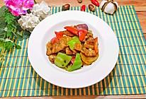 咖喱土豆肉片的做法