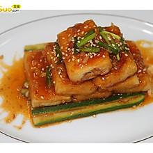 桑巴酱香辣豆腐——春季美食
