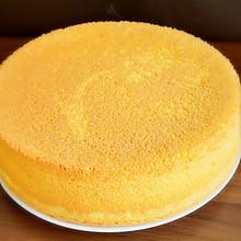 十寸戚風蛋糕