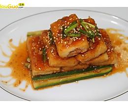 桑巴酱香辣豆腐——春季美食的做法
