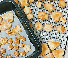 停不下来酥脆奶油饼干的做法
