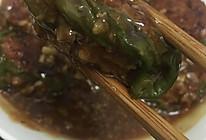 豆角酿肉的做法