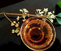 桂花酒(浓醇)—又见桂花香,卧醉桂树下的做法