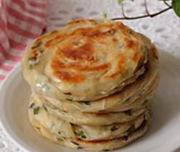 缅甸新葡京葱油小油饼的做法