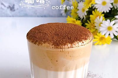 ☕风靡韩国的泡沫咖啡又来啦~