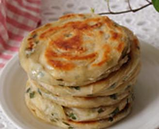 缅甸新葡京葱油小油饼