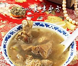 茵陈鸭肉汤 :夏季祛湿热不做黄脸婆的做法