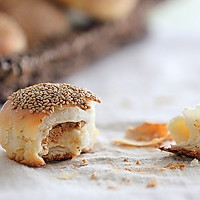 黄桥烧饼#美的烤箱菜谱#的做法图解16