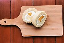 #餐桌上的春日限定#小山蛋糕卷的做法