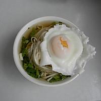 高汤鸡蛋面的做法图解11