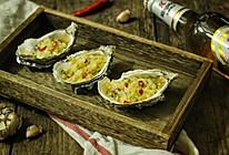 在家做也能吃到的烤生蚝的做法