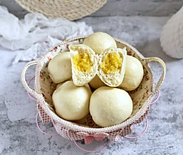 香甜软糯的奶黄包的做法