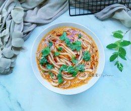 酸辣土豆粉#炎夏消暑就吃「它」#的做法
